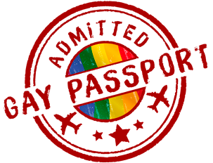 Gay Passport logo